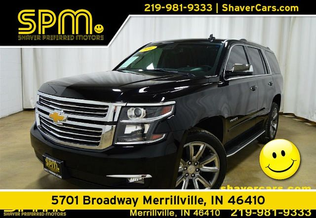 2016 Chevrolet Tahoe LTZ W/NAVI AND SUNROOF