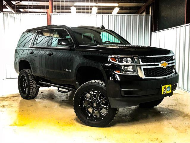 2016 Chevrolet Tahoe LT2 6 inch pro comp lift