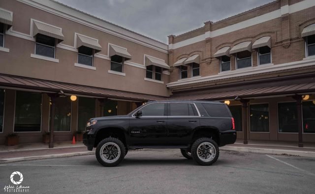 2016 Chevrolet Tahoe LT 7 TO 9 INCH LIFT AMERICAN FORCES