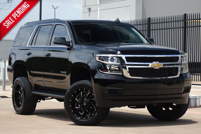 2016 Chevrolet Tahoe LIFTED * 33's * Driver Alert Pkg * in Plano, Texas 75093