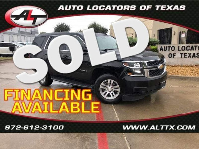 2016 Chevrolet Tahoe LT | Plano, TX | Consign My Vehicle in Plano TX