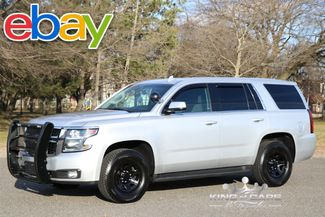 2016 Chevrolet Tahoe Ppv 4X4 5.3L V8 56K MILES 1-OWNER MINT RARE FIND in Woodbury, New Jersey 08096