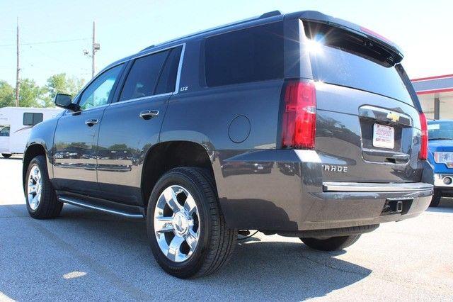 2016 Chevrolet Tahoe LTZ St. Louis, Missouri 6
