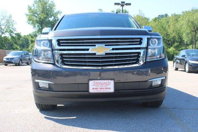 2016 Chevrolet Tahoe LTZ St. Louis, Missouri 1