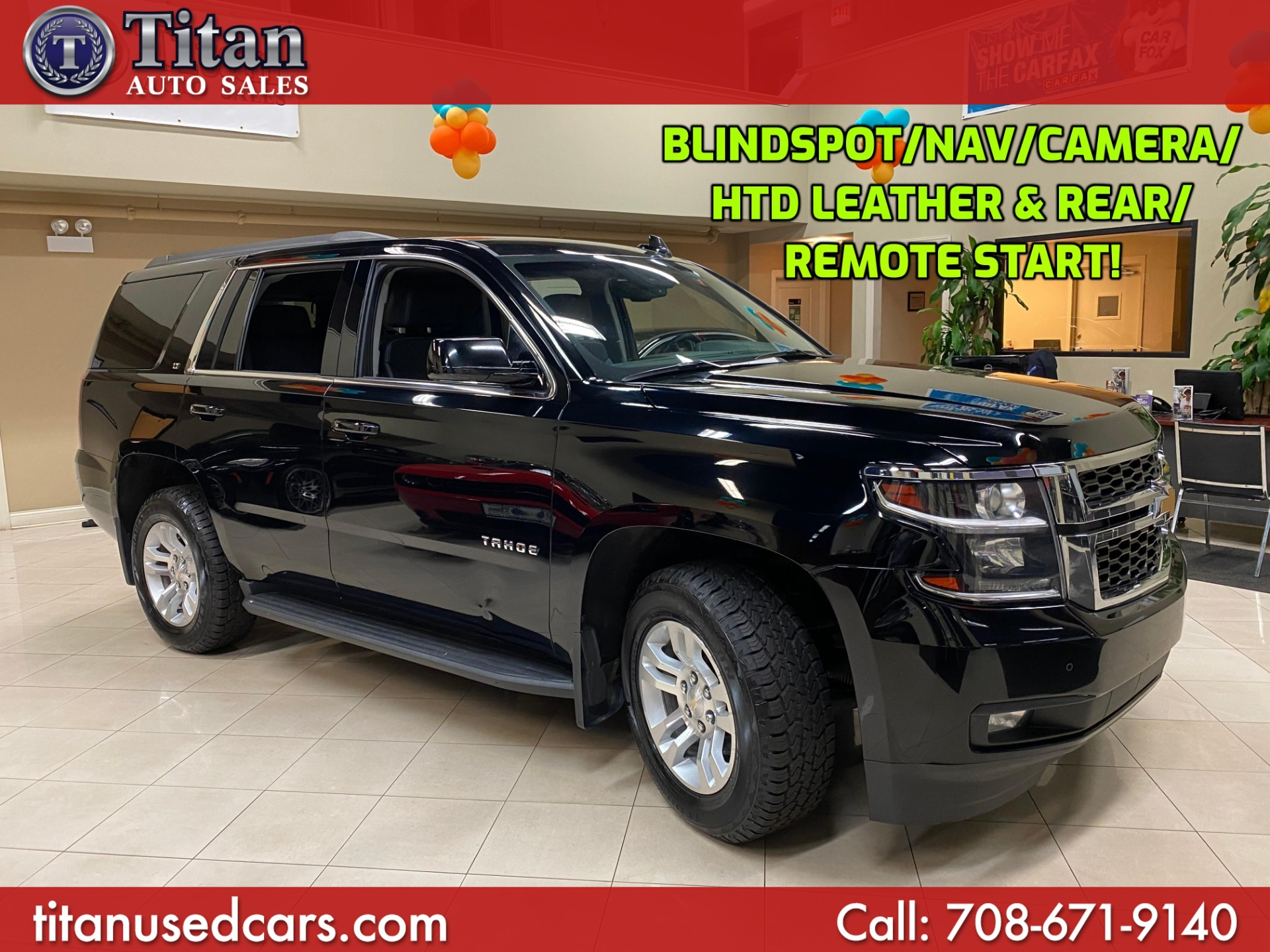 Used Chevrolet Tahoe Worth Il