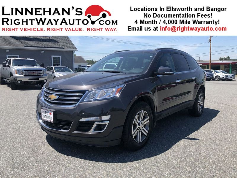 2016 Chevrolet Traverse LT  in Bangor, ME