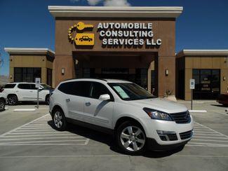 2016 Chevrolet Traverse LTZ V6 3 ROW in Bullhead City Arizona, 86442-6452