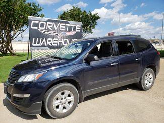 2016 Chevrolet Traverse LS Auto, CD Player, Alloy Wheels, Only 46k! | Dallas, Texas | Corvette Warehouse  in Dallas Texas