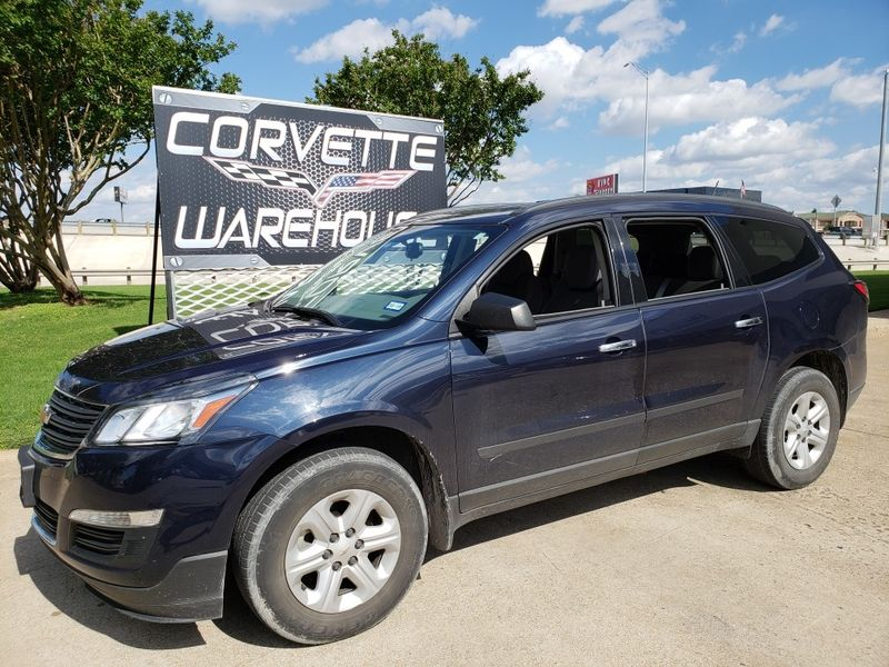 2016 Chevrolet Traverse LS Auto, CD Player, Alloy Wheels, Only 46k! | Dallas, Texas | Corvette Warehouse
