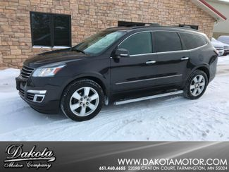 2016 Chevrolet Traverse LTZ Farmington, MN 0