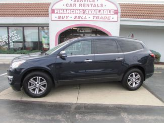 2016 Chevrolet Traverse LT in Fremont, OH 43420