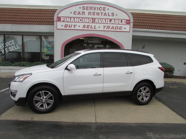 2016 Chevrolet Traverse 2LT AWD *ON SALE