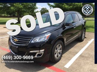 2016 Chevrolet Traverse 2LT in Rowlett