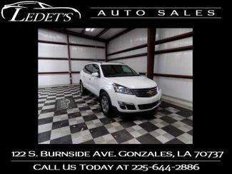 2016 Chevrolet Traverse LT - Ledet's Auto Sales Gonzales_state_zip in Gonzales