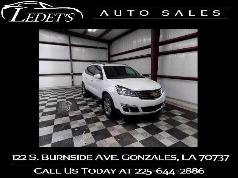 2016 Chevrolet Traverse LT - Ledet's Auto Sales Gonzales_state_zip in Gonzales Louisiana