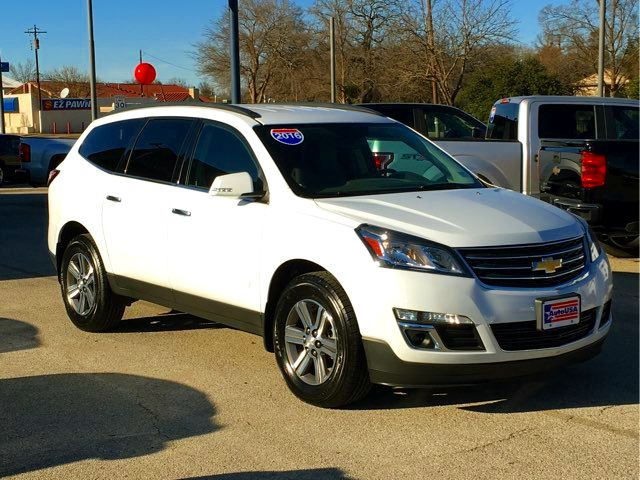 2016 Chevrolet Traverse in Irving Texas