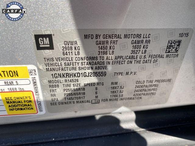 2016 Chevrolet Traverse LT Madison, NC 39