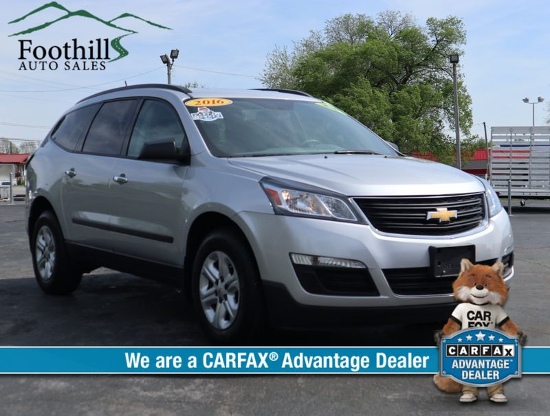 2016 Chevrolet Traverse LS  in Maryville, TN
