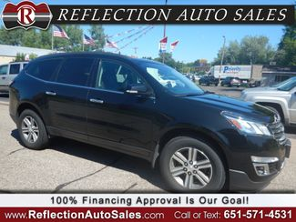2016 Chevrolet Traverse LT in Oakdale, Minnesota 55128
