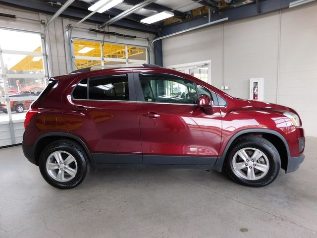 2016 Chevrolet Trax LT in Airport Motor Mile ( Metro Knoxville ), TN 37777
