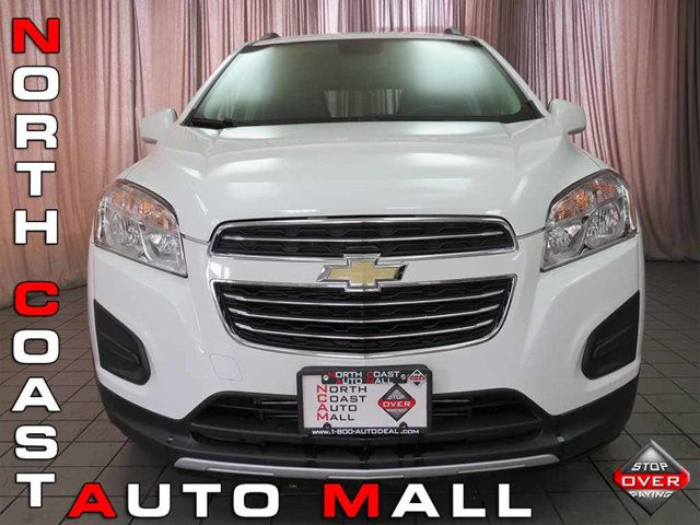 2016 chevrolet trax lt city oh north coast auto mall of akron. Black Bedroom Furniture Sets. Home Design Ideas