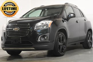 2016 Chevrolet Trax LTZ Midnight Edition in Branford, CT 06405
