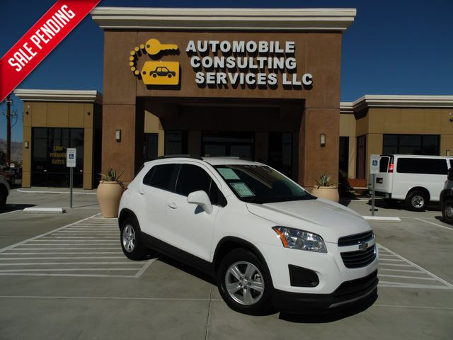 2016 Chevrolet Trax LT in Bullhead City, AZ 86442-6452