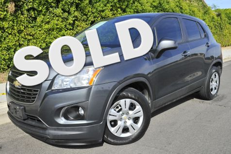 2016 Chevrolet Trax LS in Cathedral City