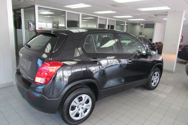 2016 Chevrolet Trax LS W/ BACK UP CAM Chicago, Illinois 3