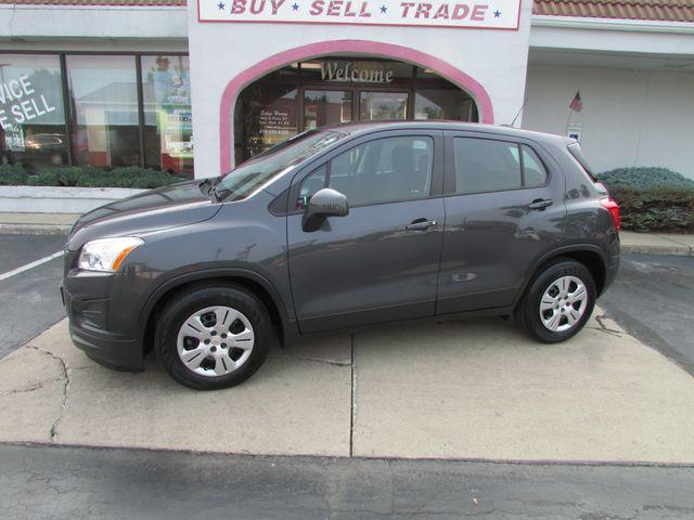 2016 Chevrolet Trax LS *SOLD