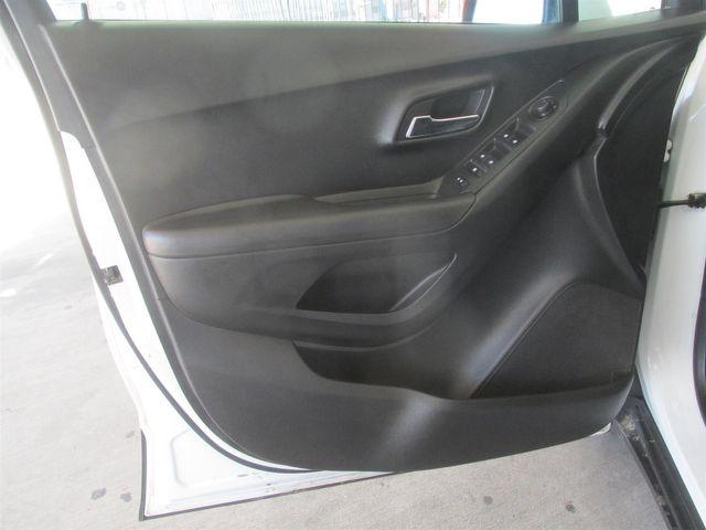 2016 Chevrolet Trax LS Gardena, California 9