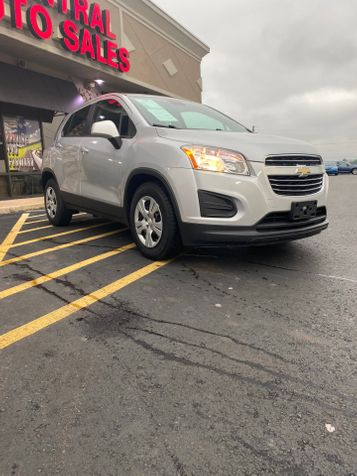 2016 Chevrolet Trax LS   Hot Springs, AR   Central Auto Sales in Hot Springs, AR