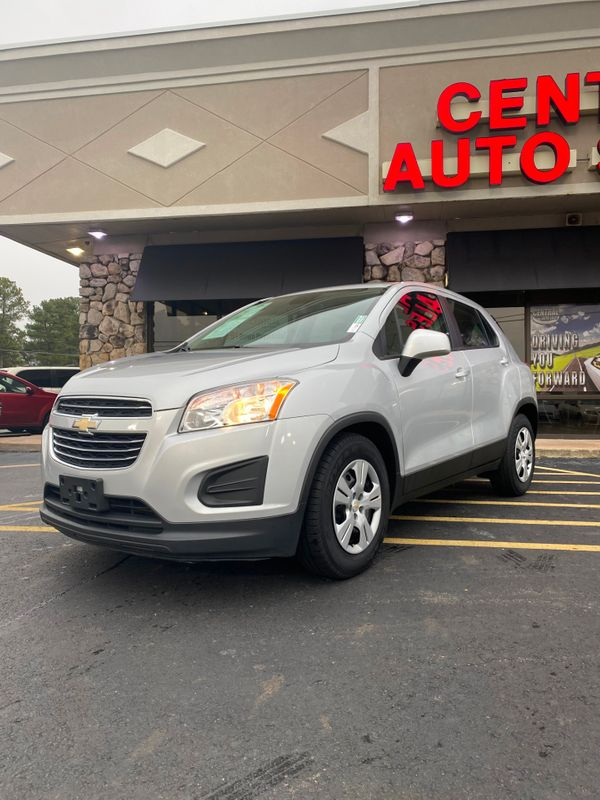 2016 Chevrolet Trax LS   Hot Springs, AR   Central Auto Sales in Hot Springs AR
