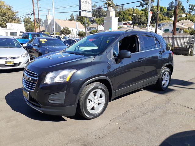 2016 Chevrolet Trax LT Los Angeles, CA