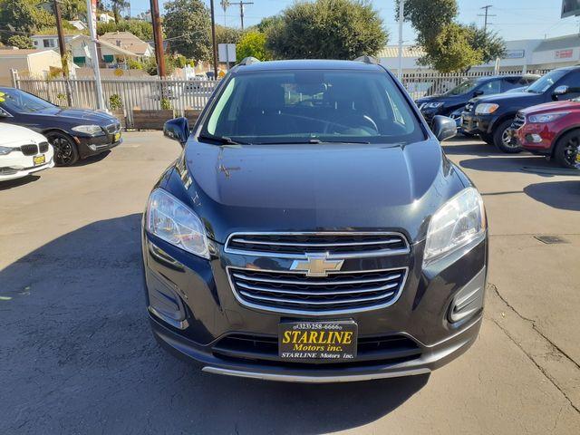 2016 Chevrolet Trax LT Los Angeles, CA 1