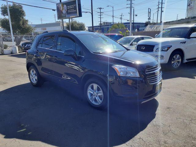 2016 Chevrolet Trax LT Los Angeles, CA 4