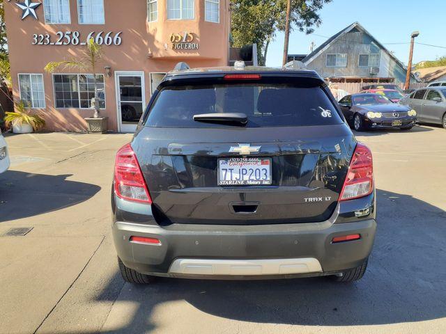 2016 Chevrolet Trax LT Los Angeles, CA 10