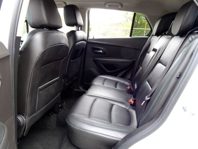 2016 Chevrolet Trax LTZ Madison, NC 28