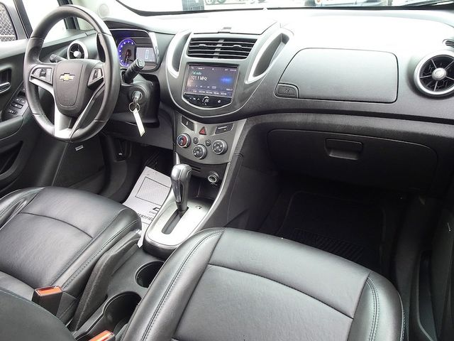2016 Chevrolet Trax LTZ Madison, NC 35
