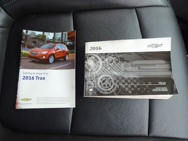 2016 Chevrolet Trax LTZ Madison, NC 44