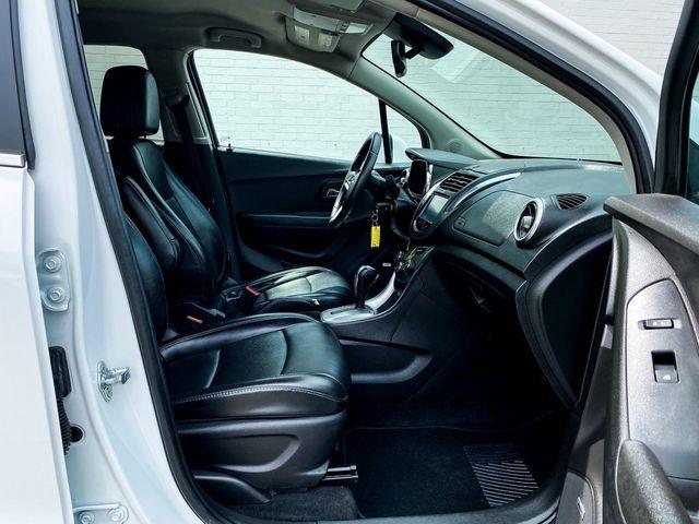2016 Chevrolet Trax LTZ Madison, NC 11