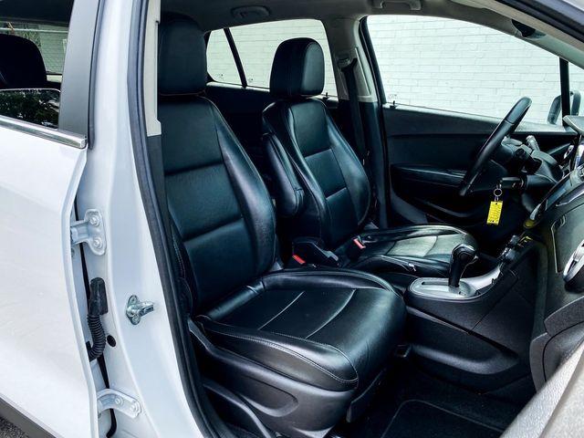 2016 Chevrolet Trax LTZ Madison, NC 12