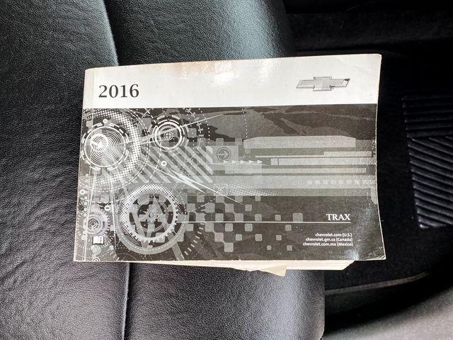 2016 Chevrolet Trax LTZ Madison, NC 15
