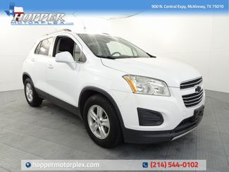 2016 Chevrolet Trax LT in McKinney, Texas 75070