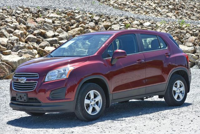 2016 Chevrolet Trax LS Naugatuck, Connecticut