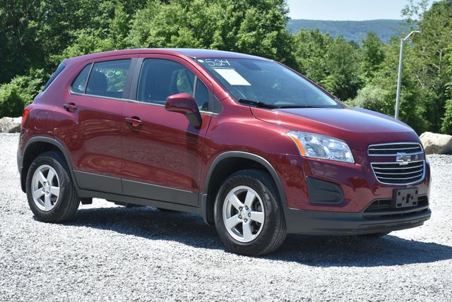 2016 Chevrolet Trax LS Naugatuck, Connecticut 6
