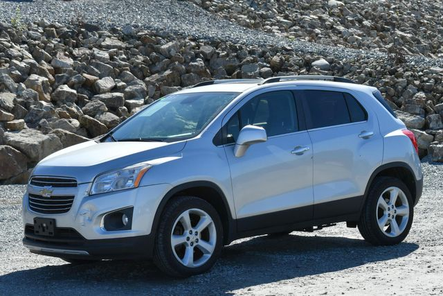 2016 Chevrolet Trax LTZ Naugatuck, Connecticut