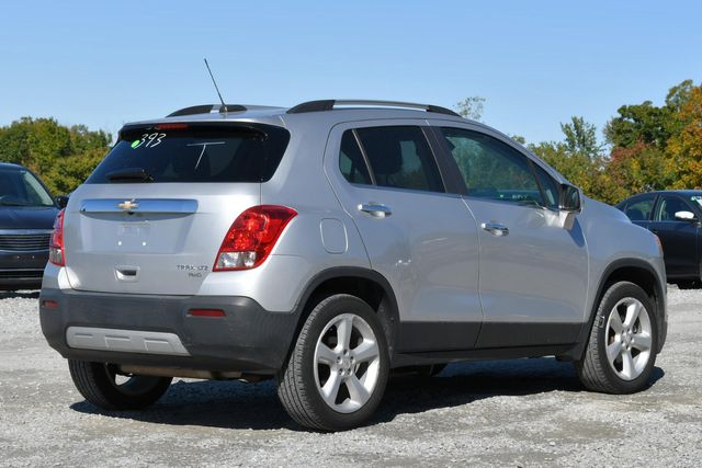 2016 Chevrolet Trax LTZ Naugatuck, Connecticut 4