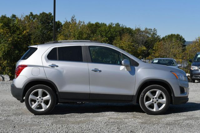 2016 Chevrolet Trax LTZ Naugatuck, Connecticut 5