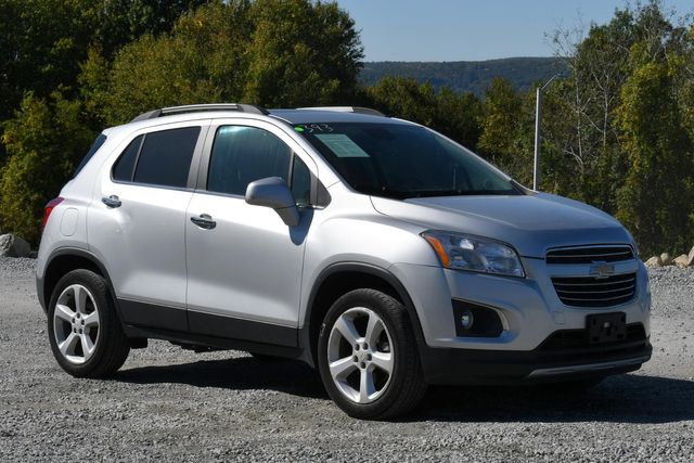 2016 Chevrolet Trax LTZ Naugatuck, Connecticut 6